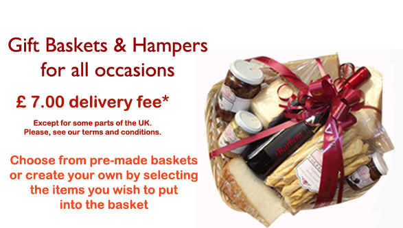 Gift Baskets & Hampers